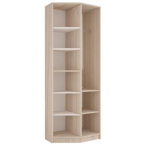 Купить Шкаф угловой Комфорт-S М2 Агнешка New цвет туя/белая лиственница