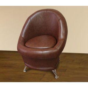 Купить Банкетка Гранд Кволити 6-5104 на ножках цвет коричневый