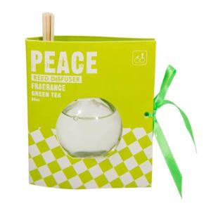 Купить Аромадиффузор Русские подарки 81612 Зеленый чай 50 мл