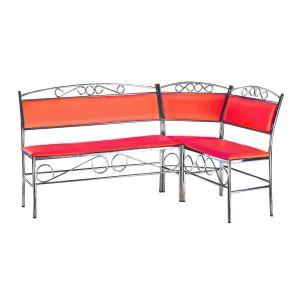 Купить Кухонный уголок Эклат КУ-2 1500*1000 цвет красный