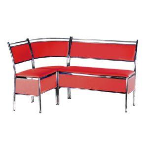 Купить Кухонный уголок Эклат КУ-5 1500*1000 цвет красный