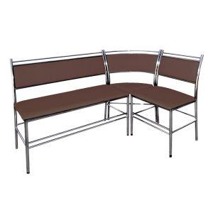 Купить Кухонный уголок Эклат КУ-6 1500*1000 цвет коричневый