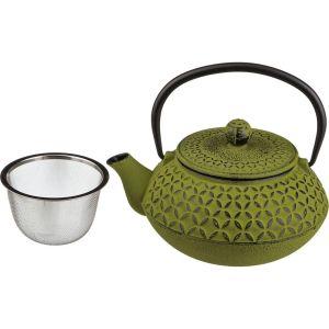 Купить Чайник заварочный Арти М 734-037 700 мл цвет зелёный