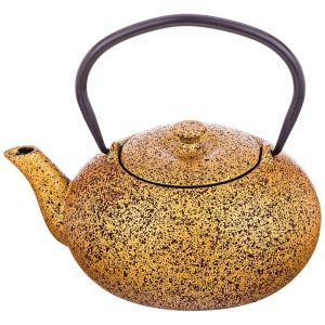 Купить Чайник заварочный Арти М 734-074 800 мл цвет жёлтый