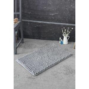 Купить Коврик Карна Текстиль Trendy 50*80 1/1 цвет светло-серый