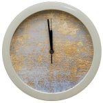 Настенные часы Авангард Вега П1-5-7-562 цвет серый/золото