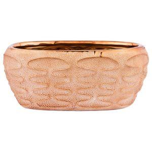 Купить Кашпо Арти М 112-449 26*15,5*11 см цвет золото