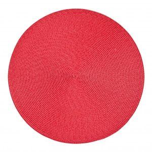 Купить Мат на стол БЕЗАНТ М DM9800 Blooming 38 см цвет красный