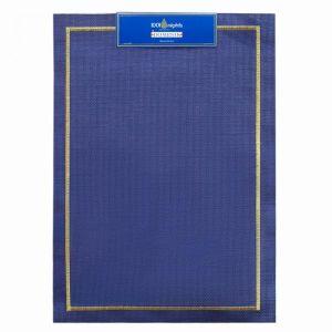 Купить Мат на стол БЕЗАНТ М DM9816 1001 nights 50*35 см цвет синий