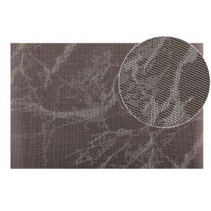 Купить Набор плейсматов КОРАЛЛ 4016 1/4 30*45 см цвет коричневый