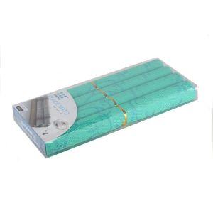 Купить Набор плейсматов КОРАЛЛ 4038 1/4 30*45 см цвет бирюзовый