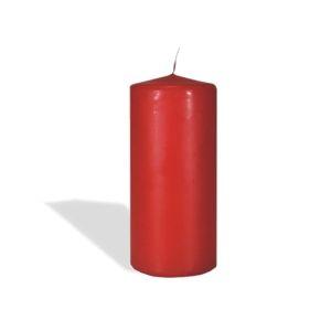 Купить Свеча Европак Трейд 200*70 цвет красный