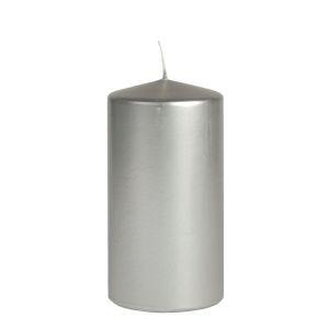 Купить Свеча Европак Трейд 85308 79*150 цвет серебро