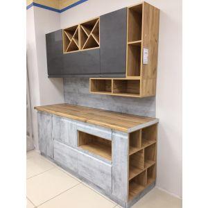 Купить Кухонный гарнитур Leko Бронкс 2.0 с боксвставками