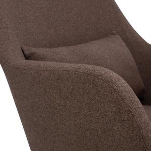 Купить Кресло-качалка Мебель Импэкс Moris цвет KR908-4 кофе