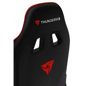 Купить Кресло компьютерное ThunderX3 AIR BC3-Black-Red AIR цвет красно-черный