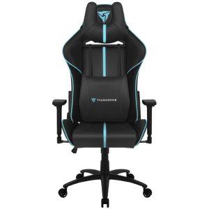 Купить Кресло компьютерное ThunderX3 BC5 цвет черно-синий