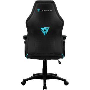 Купить Кресло компьютерное ThunderX3 AIR EC1 цвет черно-синий