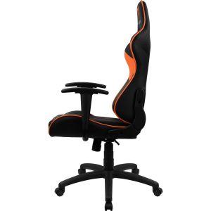 Купить Кресло компьютерное ThunderX3 AIR EC3 цвет черный/оранжевый