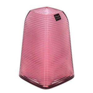 Купить Ваза РЕМЕКО 714169 10*10*15 см (2 варианта) цвет серый/розовый