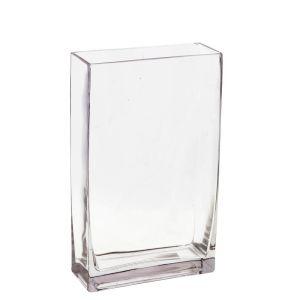 Купить Ваза РЕМЕКО 726725 15*6*25 см цвет прозрачный