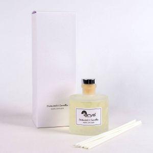 Купить Аромадиффузор АРИЯ Pure Living 200 ml Darkwood & Camellia