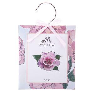 Купить Аромасаше Русские подарки 81905 Роза на вешалке