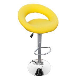 Купить Стул барный Логомебель LM-5001 цвет жёлтый