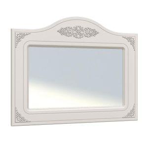 Купить Зеркало Компасс АС-8 Ассоль цвет белое дерево