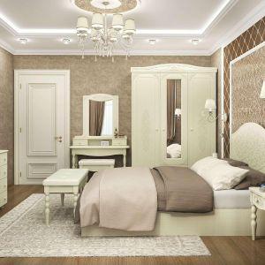 Купить Кровать Компасс АС-30 Ассоль плюс цвет ваниль