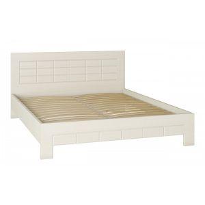 Купить Кровать Компасс ИЗ-323К без ламелей и опор + ИЗ-323 Изабель цвет береза снежная/клен