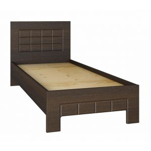Купить Кровать Компасс ИЗ-33 Изабель цвет орех темный