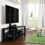 Стойка под телевизор Holder TV-32110 черный ма