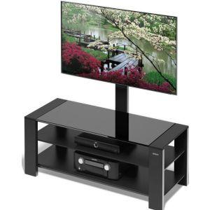 Купить Стойка под телевизор Holder TV-32110 черный ма