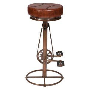 Купить Стул барный TetChair 14524 Secret De Maison Bike цвет коричневый