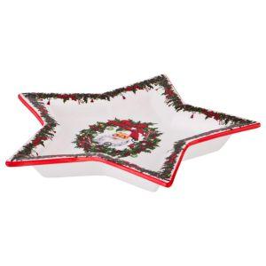 Купить Набор блюд Арти М 116-511 (2 шт.) Рождественское чудо 22*27 см