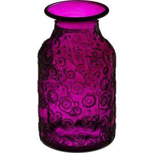 Купить Ваза Арти М 600-615 Флора 16 см цвет лиловый