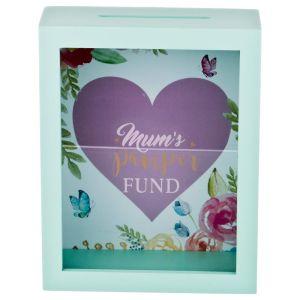 Купить Копилка Арти М 124-148 Mum's fund 16*20*7 см цвет мятный