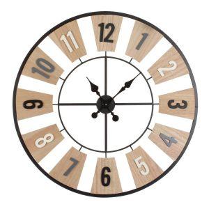 Купить Настенные часы РЕМЕКО 714495 80*3*80 см цвет дерево/графит