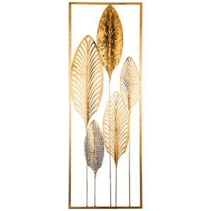 Купить Панно Арти М 680-110 Модный акцент 31,1*89,5*3,2 см цвет золото