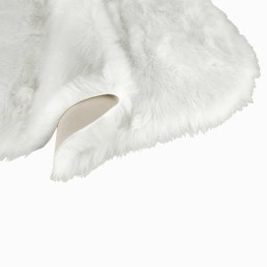Купить Шкура АРИЯ Nemesis искусственная 70*105 цвет белый