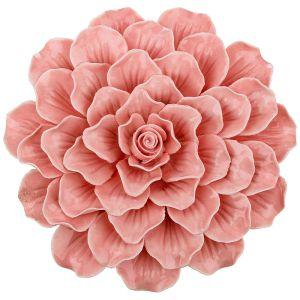 Купить Панно Арти М 146-1287 Пион 21*21*5 см цвет розовый