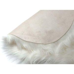 Купить Шкура ЛинкГрупп 25000 овечья искусственная 90*55 см цвет белый
