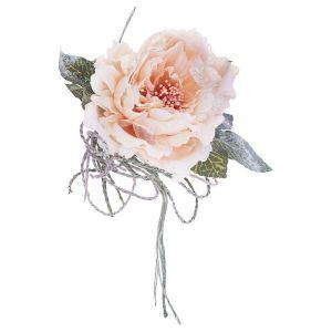 Купить Цветок искусственный Арти М 508-201 20 см цвет кремовый