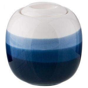 Купить Сахарница Арти М 189-225 Бристоль 220 мл цвет белый/синий/голубой