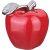 Статуэтка Арти М 699-183 Red коллекция Яблоко 8,5*8,8*9 см цвет красный/серебро красный/серебро