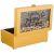 Шкатулка Арти М 06-258 21*13*10 см жёлтый