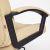 Кресло компьютерное TetChair Neo (2) кож/зам, бежевый, 36-34