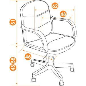 Купить Кресло компьютерное TetChair Baggi