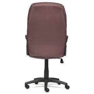 Купить Кресло компьютерное TetChair Comfort LT цвет кож/зам, коричневый, 36-36